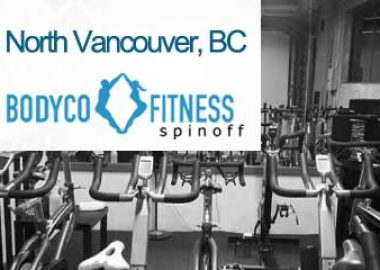 spin class north vancouver