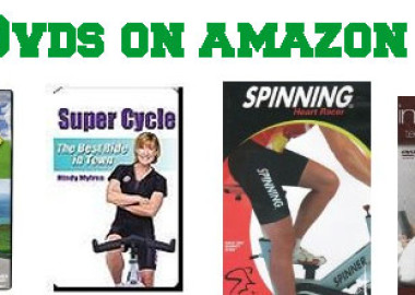 indoor spinning dvds
