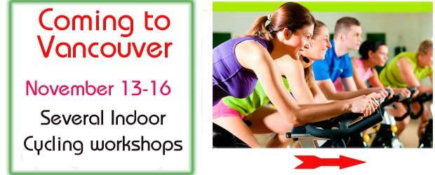 Indoor cycling workshop