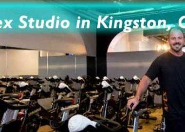 indoor cycling kingston