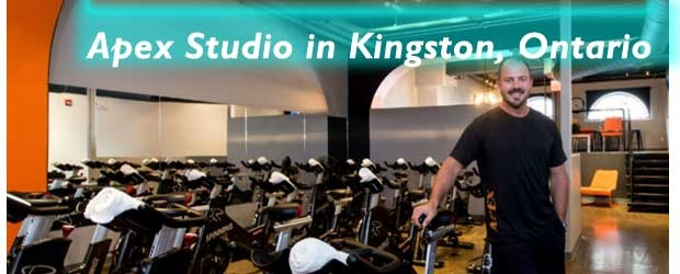 indoor cycling kingston