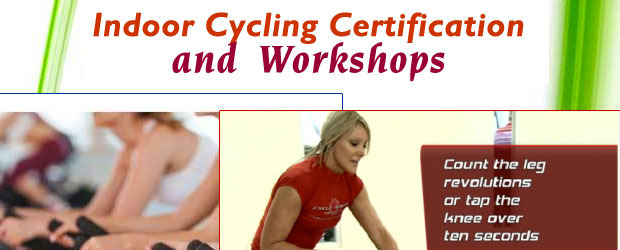 indoor cycling work shops