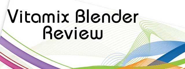 vitamix blender review