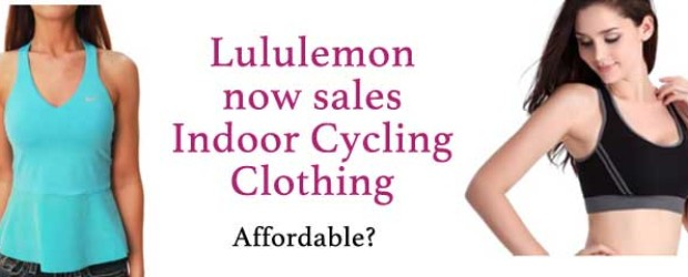 lululemon Indoor Cycling