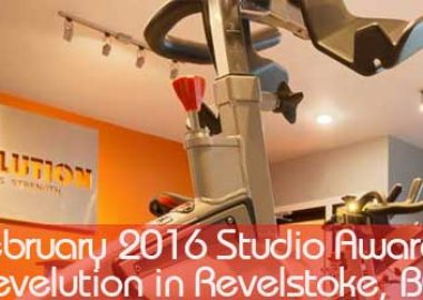 indoor spinning Revel Stoke