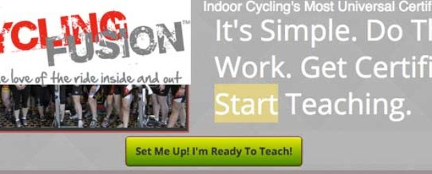 online indoor cycling certification