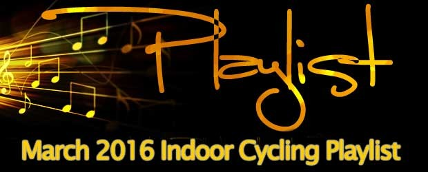 indoor cycling playist