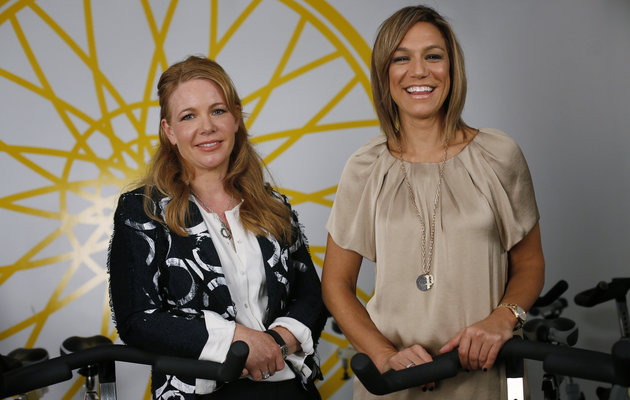 """Elizabeth Cutler (left) and Julie Rice are looking to """"pursue new projects."""""""