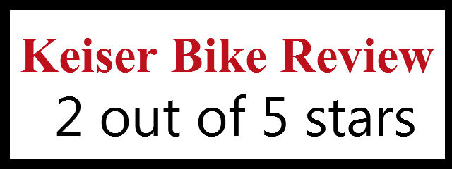 Keiser Bike Review