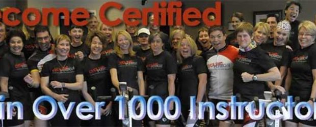 spinning certification