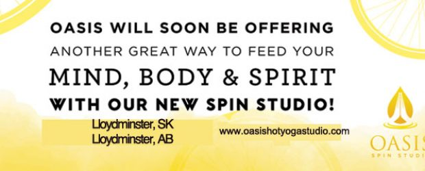 Lloydminster spin indoor cycling