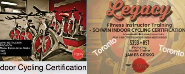 SPIN INSTRUCTOR TORONTO
