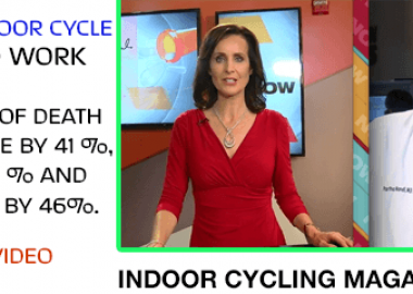 JOHNNY ZAKHARIA INDOOR CYCLING