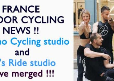 paris indoor cycling