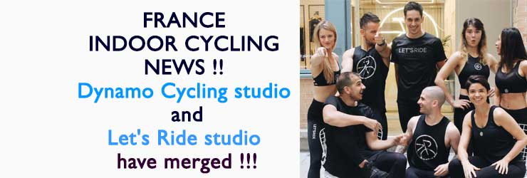 paris indoor cycling