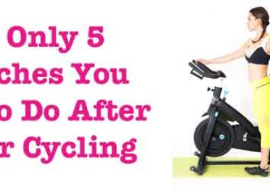 indoor cycling stretching