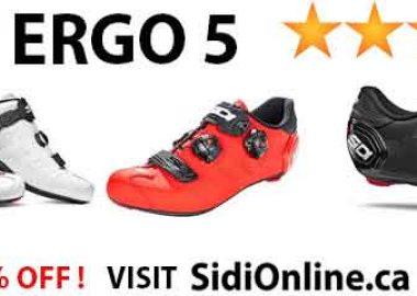 SIDI ERGO 5 REVIEWS