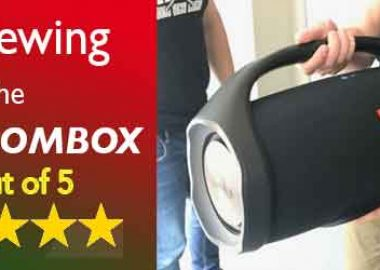 JBL BOOMBOX REVIEWS