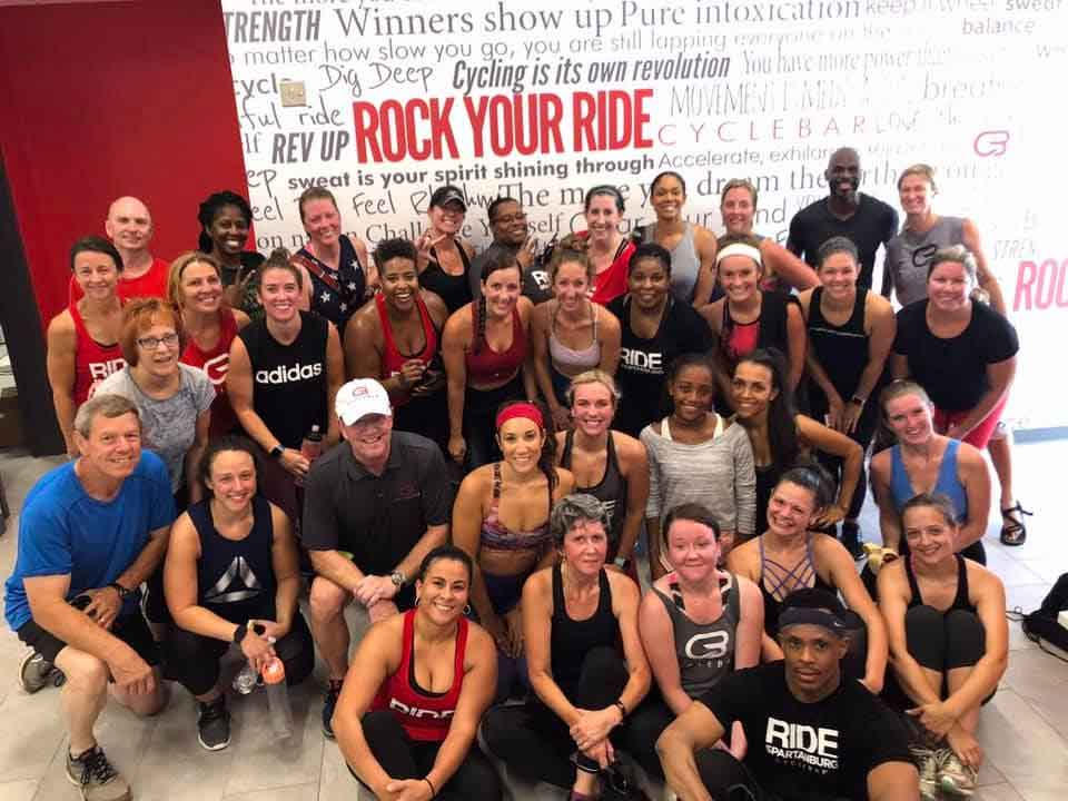 Spartanburg CYCLEBAR