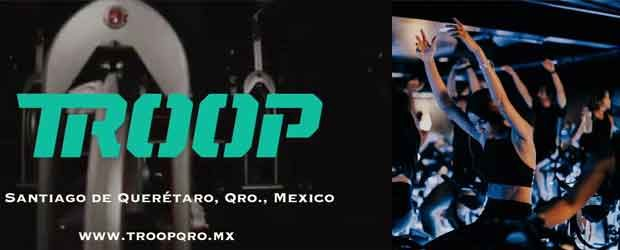 queretaro spin classes