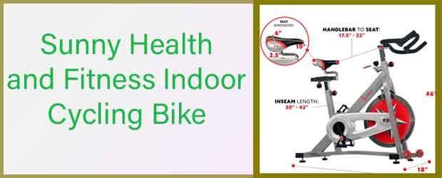 sunny indoor cycling bike