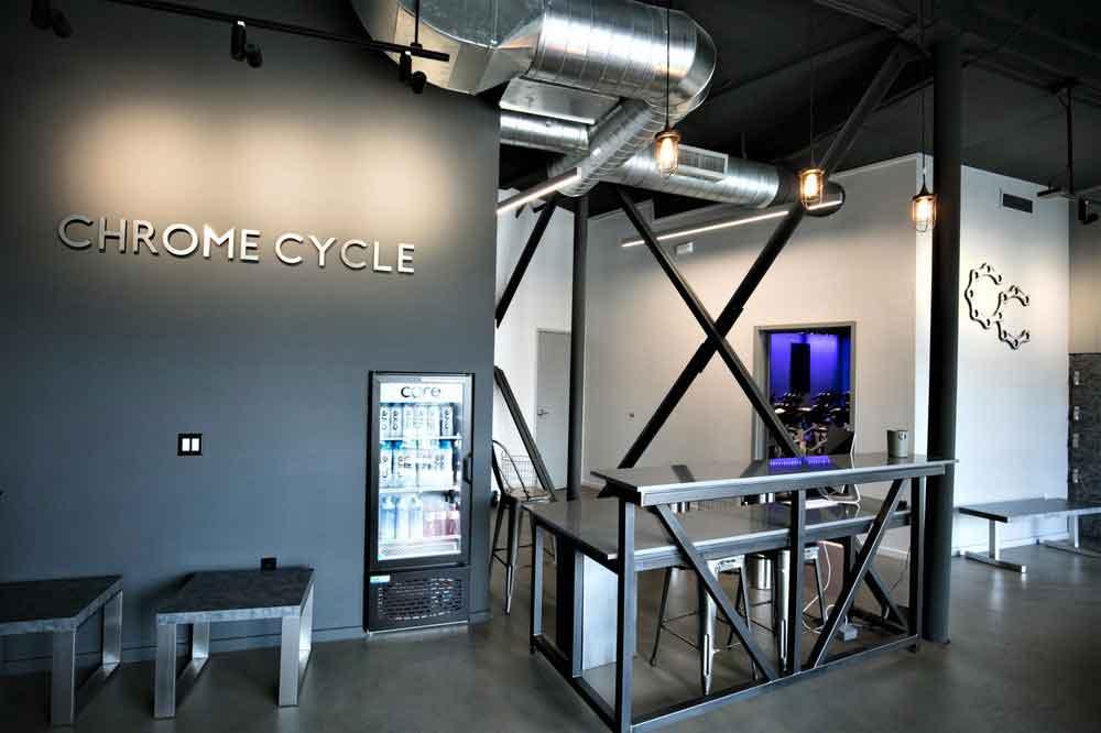chrome cycle la