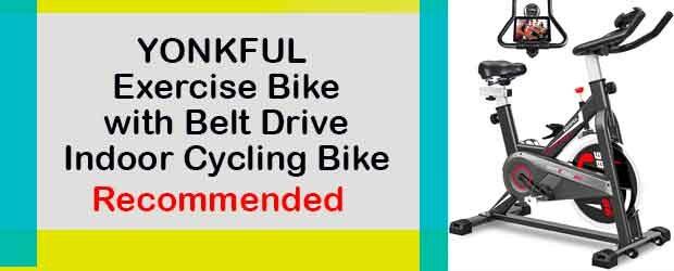 yongful exercise bike