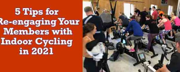 Five Tips Indoor Cycling