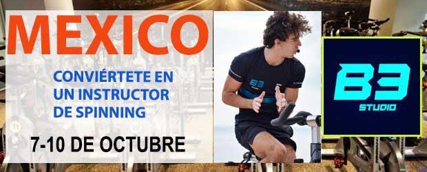 mexico indoor cycling