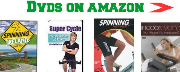 indoor spinning dvds