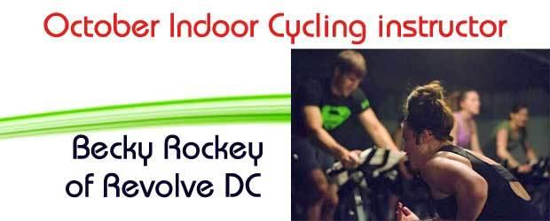 Becky Rockey Spinning