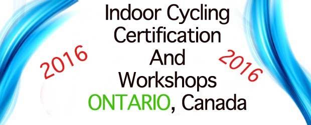 indoor CYCLING certificationontario