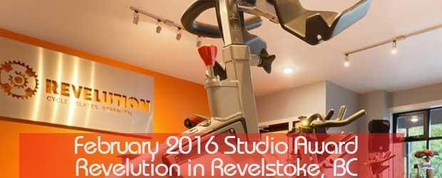 indoor spinning Revel Stoke