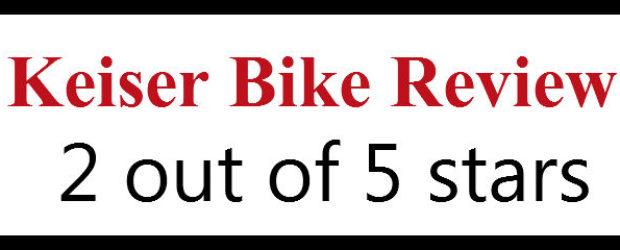 Keiser Bike Review