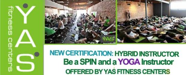 yoga and spin