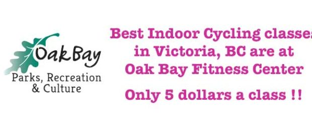 indoor cycling victoria bc