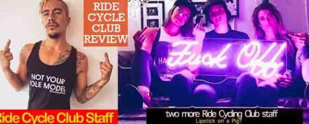 RIDE CYCLE CLUB REVIEWS