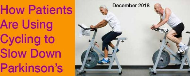 Indoor cycling parkinsons