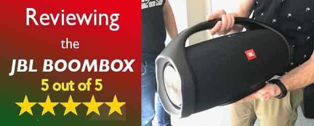 JBL BOOMBOX REVIEWS