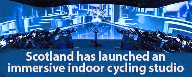 scotland indoor cycling