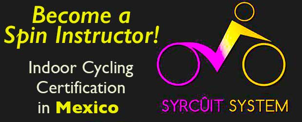 Indoor Cycling Certification Mexico