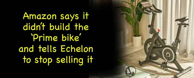 echelon bike amazon