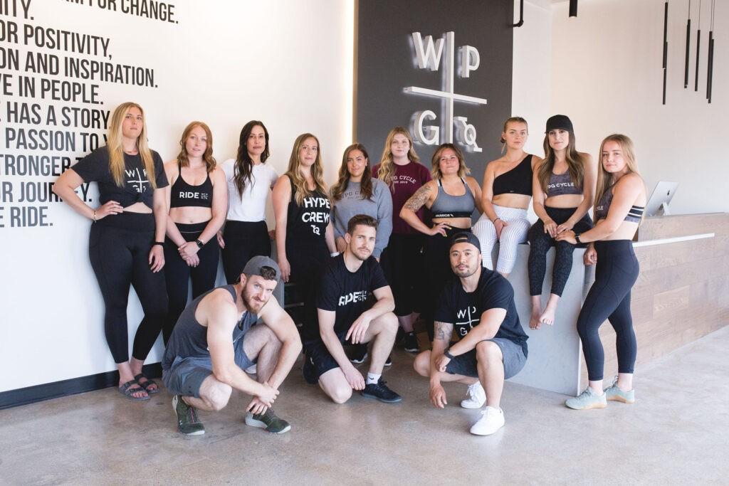 Winnipeg spin studio